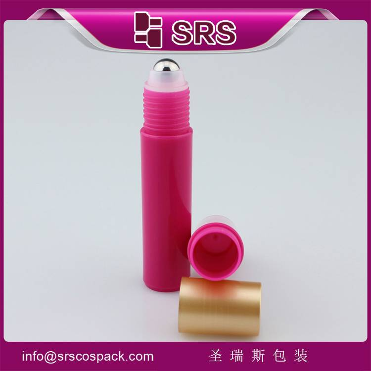 100% no leakage high quality cheap price 10ml plastic bottle roll on