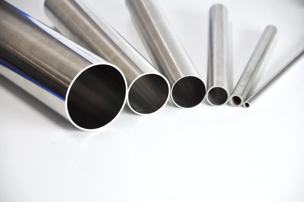 High Corrosion Resistance Tubes & Pipes by Cold-working & Welding