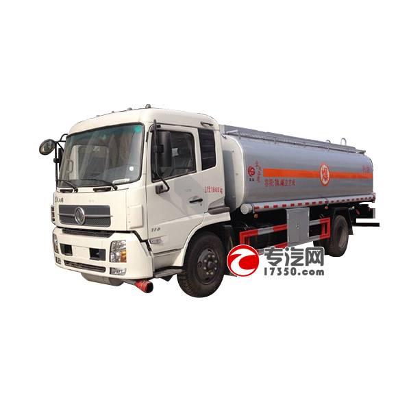 Dongfeng tianjin 4x2 fuel tanker truck