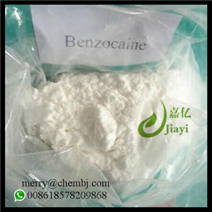 Local anesthetic White Crystalline Powder Benzocaine
