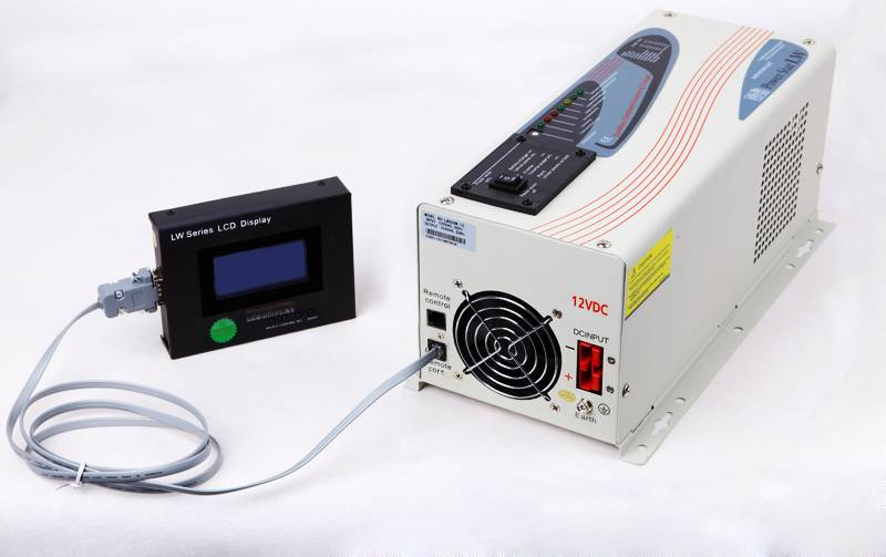 hot sales pure sine wave 220v micro inverter LW MINI 500W/750W/1000W
