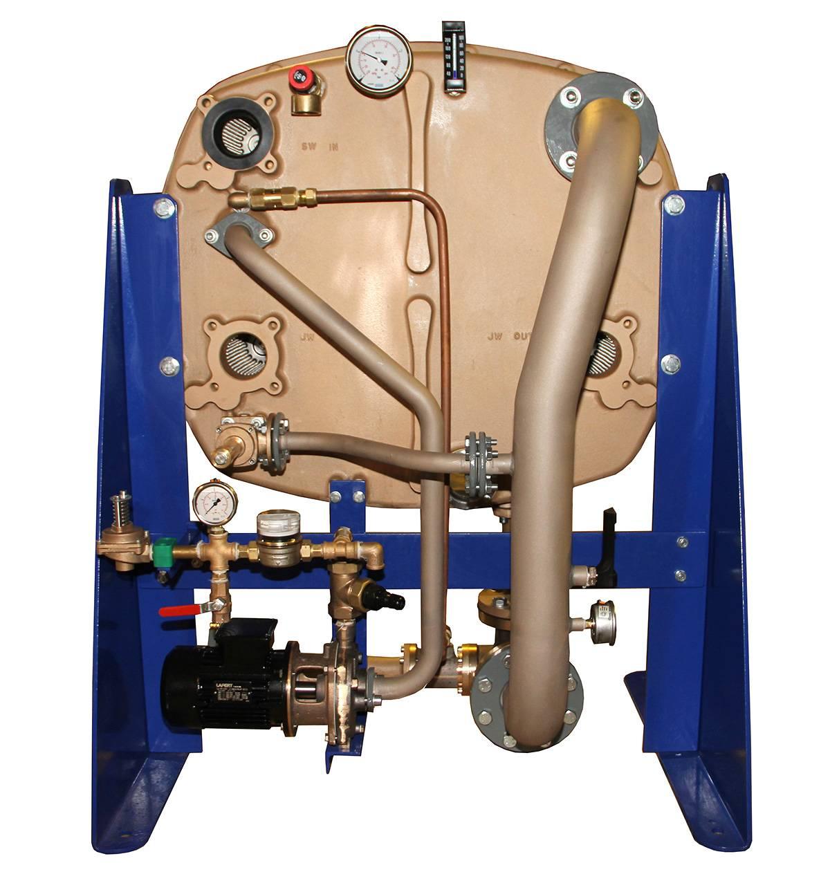 ALFA LAVAL FRESH WATER GENERATOR