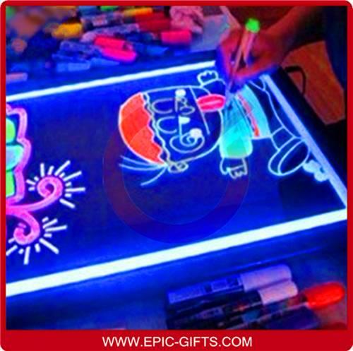 LED fluorescent board, LED writing board,LED handwriting board LED light board,LED writing display b