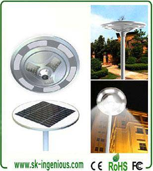 CE&Rohs Led Low Voltage Solar Powered Garden Lights
