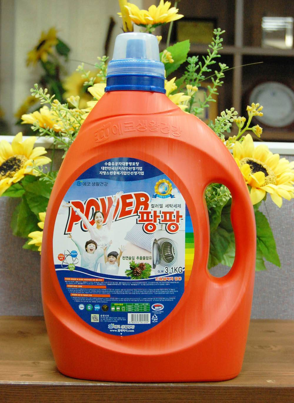 Power PangPang (Laundry Detergent)