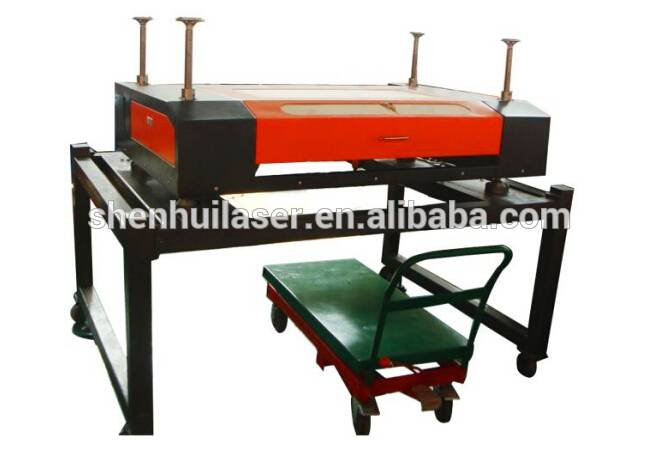 Laser Engraving Machine for Marble Granite Tombstone with CE FDA