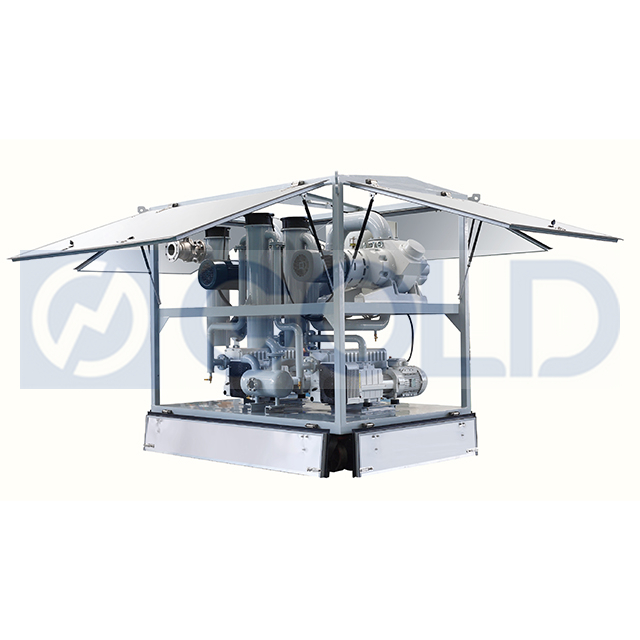 ZJ Series Vacuum Air Pumping Unit for Transformer