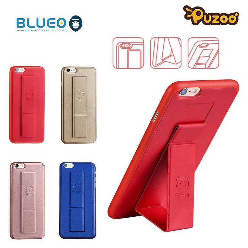 Luxury High Level Classic PUZOO for iphone 6 s Plus phone Protect cover
