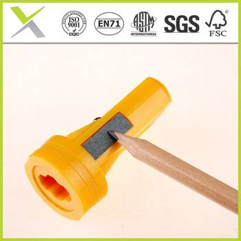 hot sale high quality carpenter pencil with sharpener