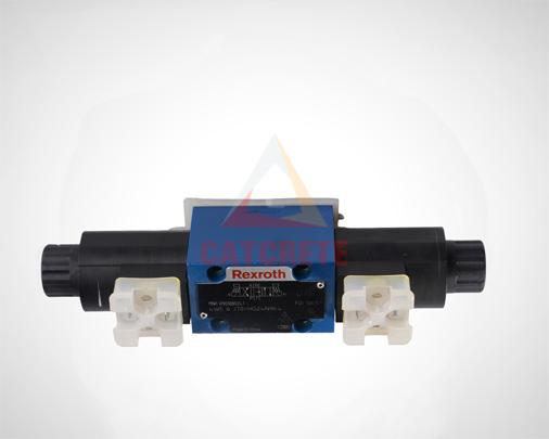Concrete Pump Spare Parts Rexroth 4WE6J70/HG24N9K4 Solenoid Directional Control Valve/Electromagneti