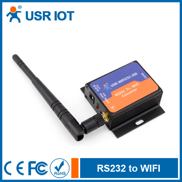 USR IoT RS232 to WiFi Converters, Wireless Device Servers