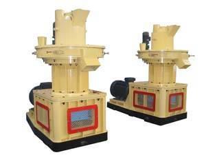 KJ-XGJ-560ring die pellet press/pellet mill/biomass wood pellet mill