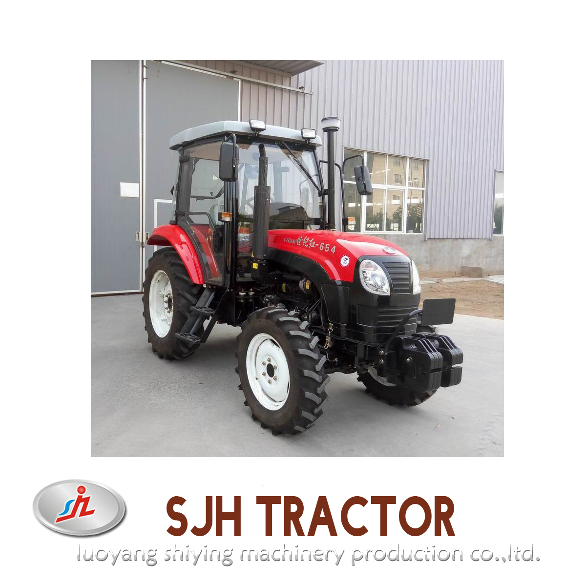 65hp Farm Tractor for Sale excellent performance iran tractor