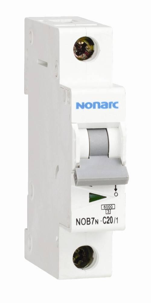 Nonarc 63 amp mcb NOB7-63