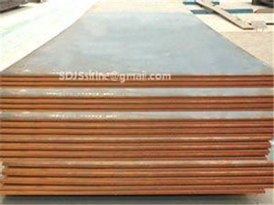 ready stock A387 Boiler and pressure vessel Steel Plate