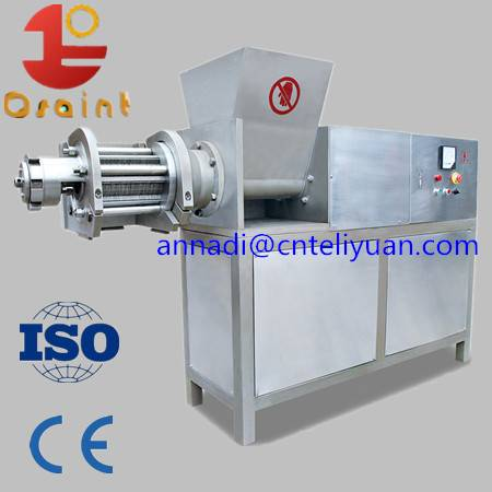 High capacity Frozen meat packing machine