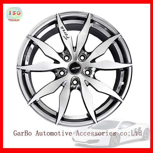 alloy wheel rims for audi A4l A6L toyota reiz