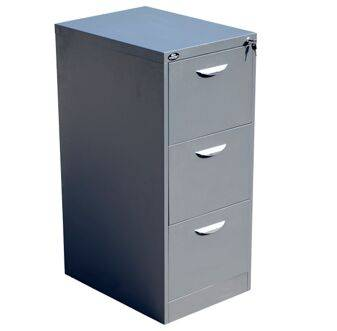 CBNT Three-Drawer file cabinet steel furniture