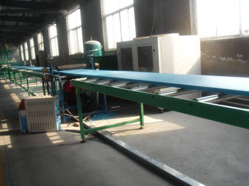 Insulation XPS foam board machine