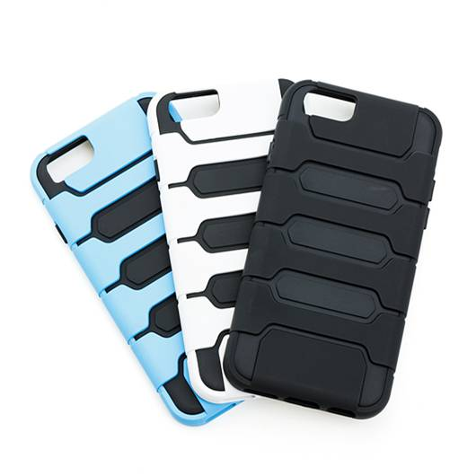 HOT popular armor TPU PC 2 in 1 cellphone case