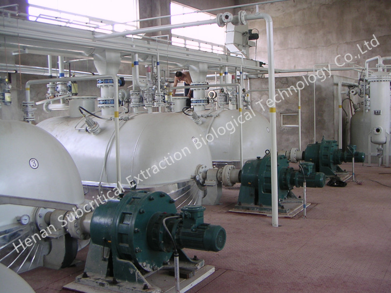 Cocoa Butter Extraction Machine at Low Temperature