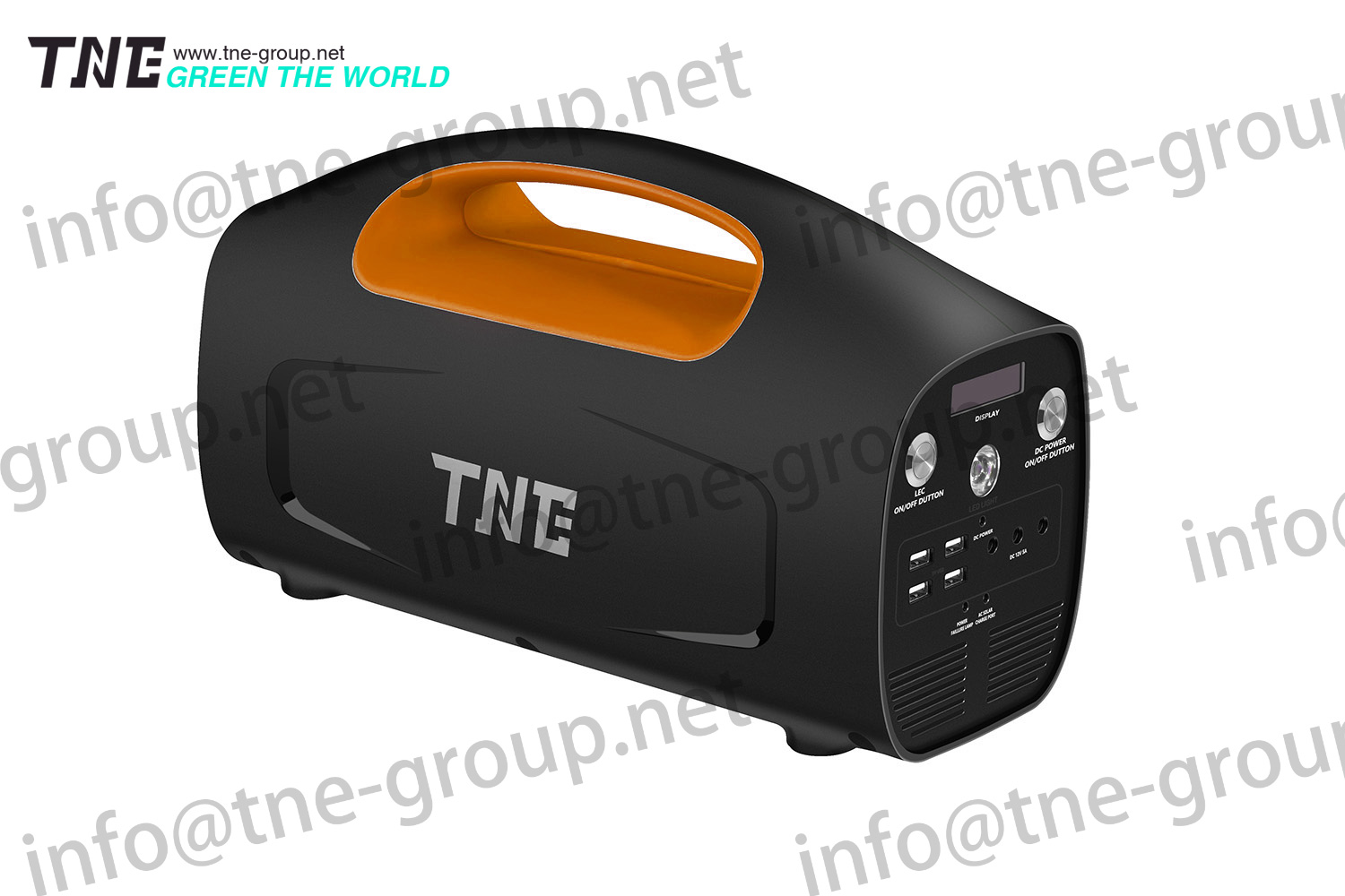 TNE Good quality 1000V Protable factory direct sale mini ups