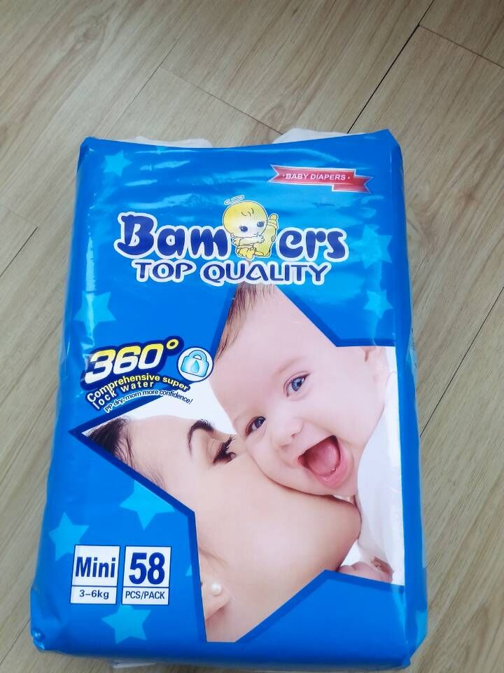 Soft Comfortable Cheap Factory Good Quality Baby Diapers