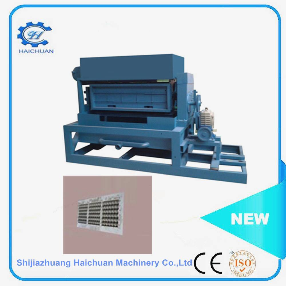 medium 2000pcs pulp molding machine egg tray machine