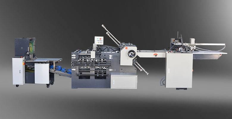 ZYHD800L Folding Machine