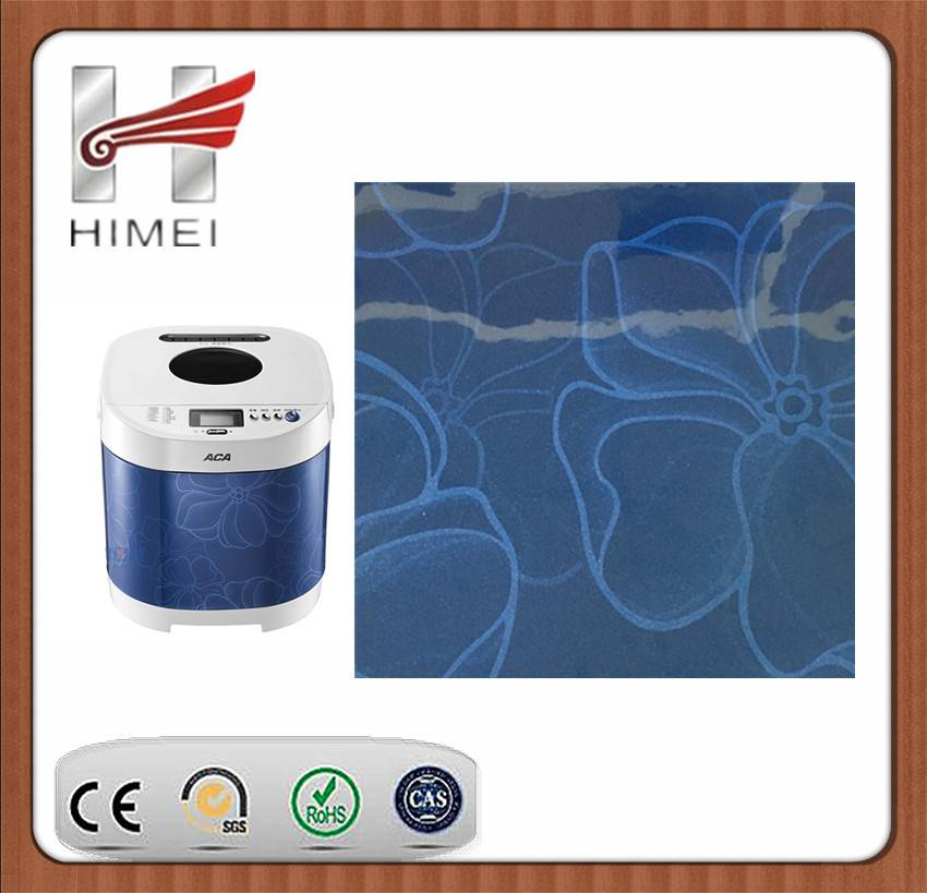 Himei pvc film laminating steel sheet for bread maker
