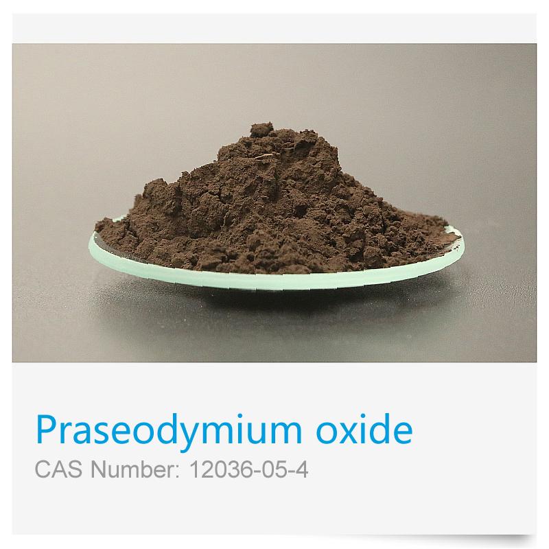 Praseodymium oxide(Pr6O11),CAS No. 12037-29-5