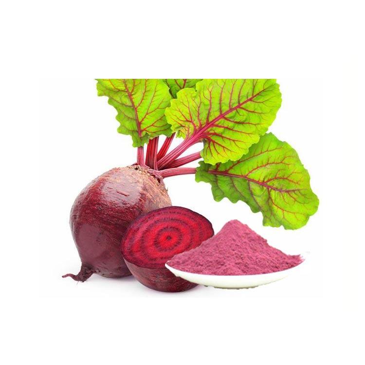 Organic Betalains Powder / Red Beetroot Powder 100% Natural Beet Root for food ingredient