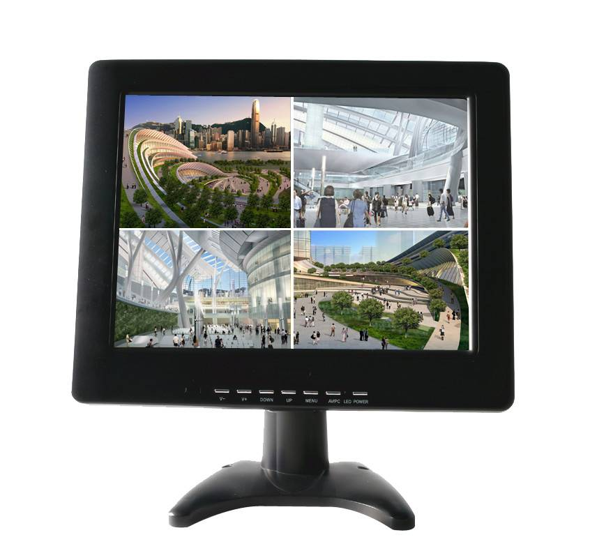 H121A (12 inch) Digital TFT with HDMI Monitor