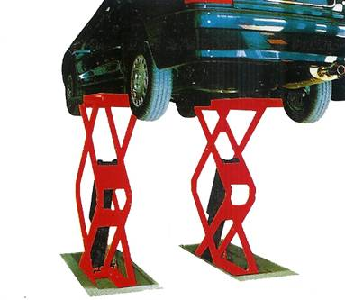 Small platform scissor lift(For export)