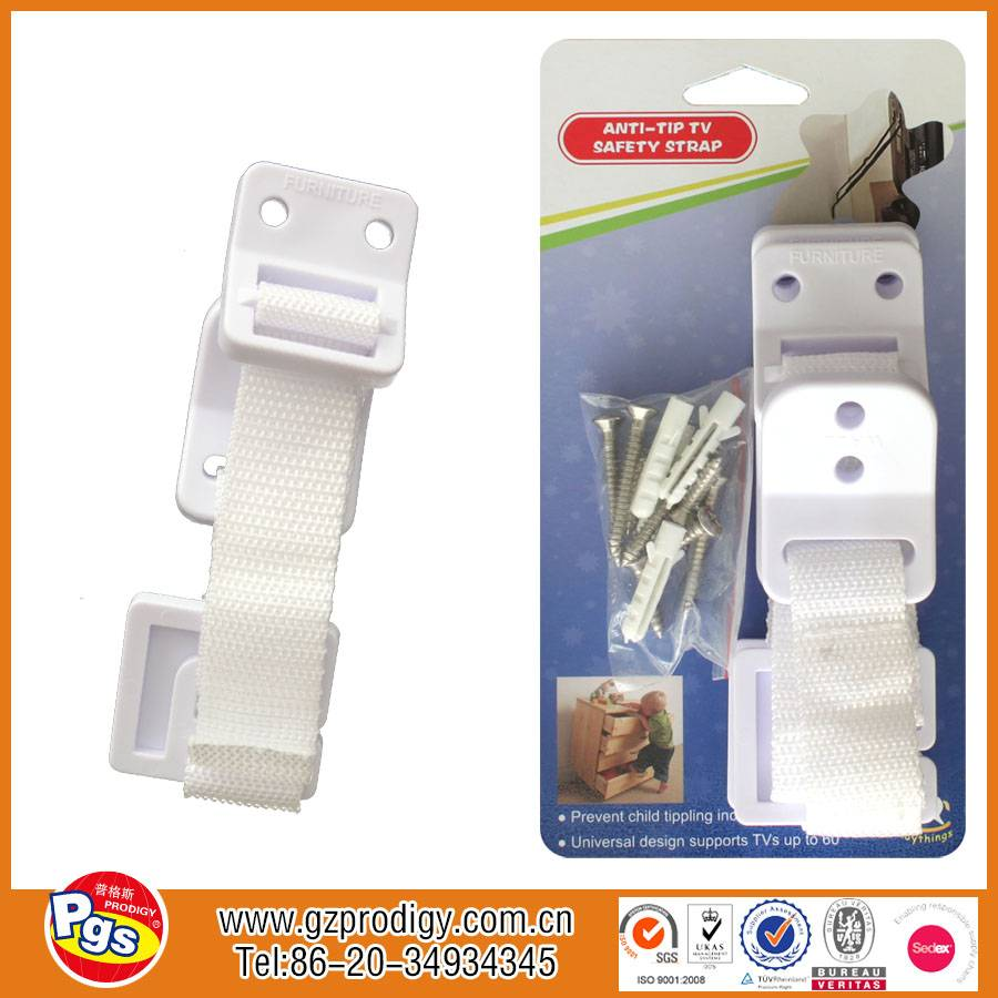 High quality Secure Tots Anti-Tipping Furniture Strap