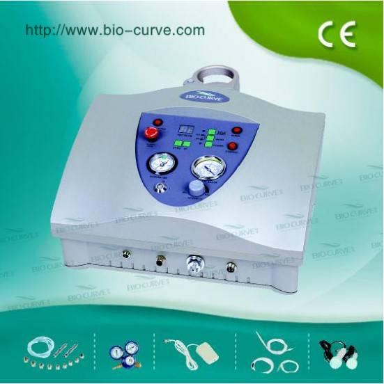 BC-919 3 in 1 jet peel, diamond dermabrasion, ultrasound beauty equipment