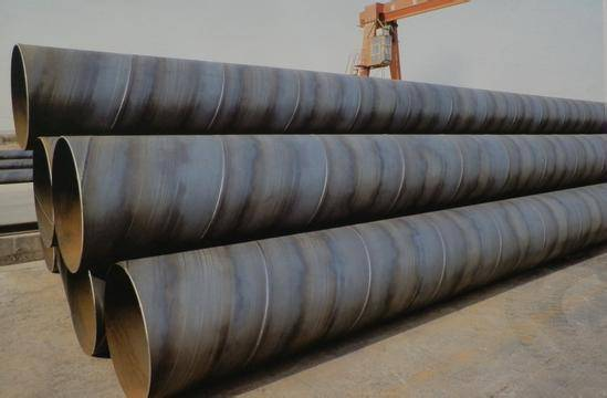 Spiral welded steel pipe&tube Q235 with best price