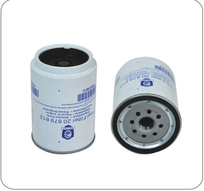 fuel filter Oil Filter 20879812 volve with lowest price and quality guaranteed