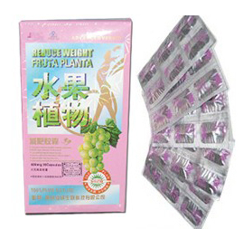 Pink Fruta Planta Reduce Weight