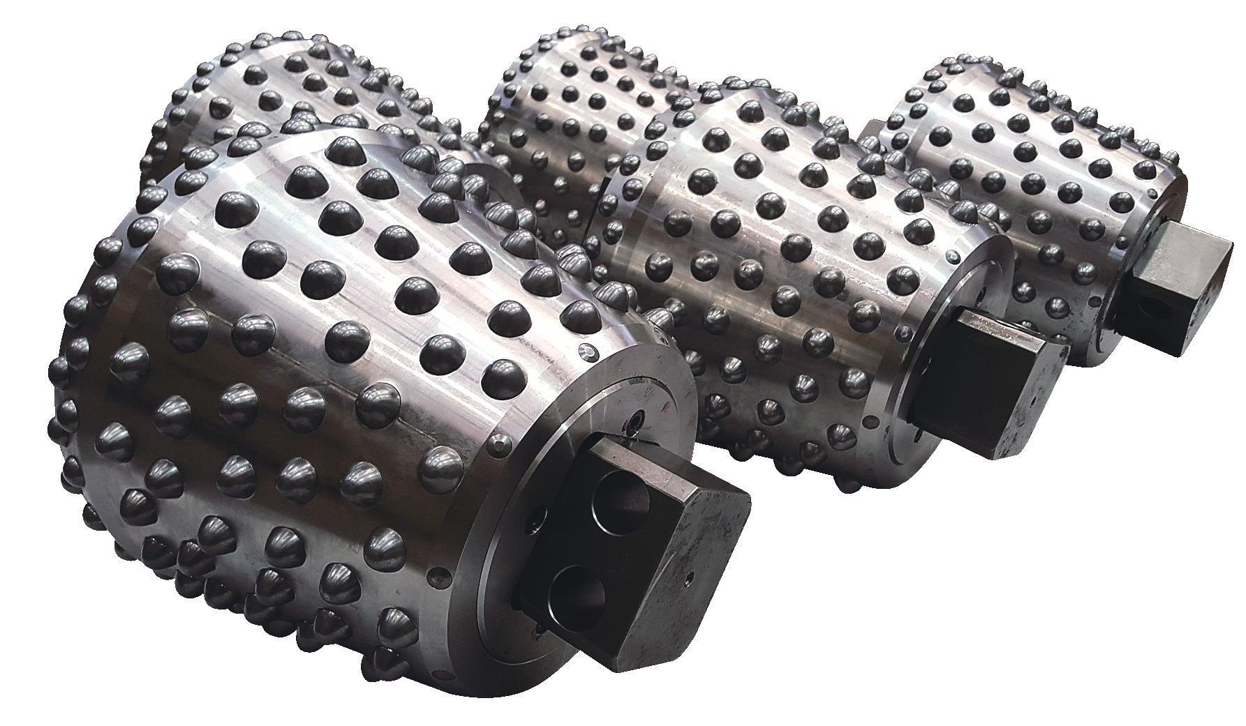 RCD Roller Cutter