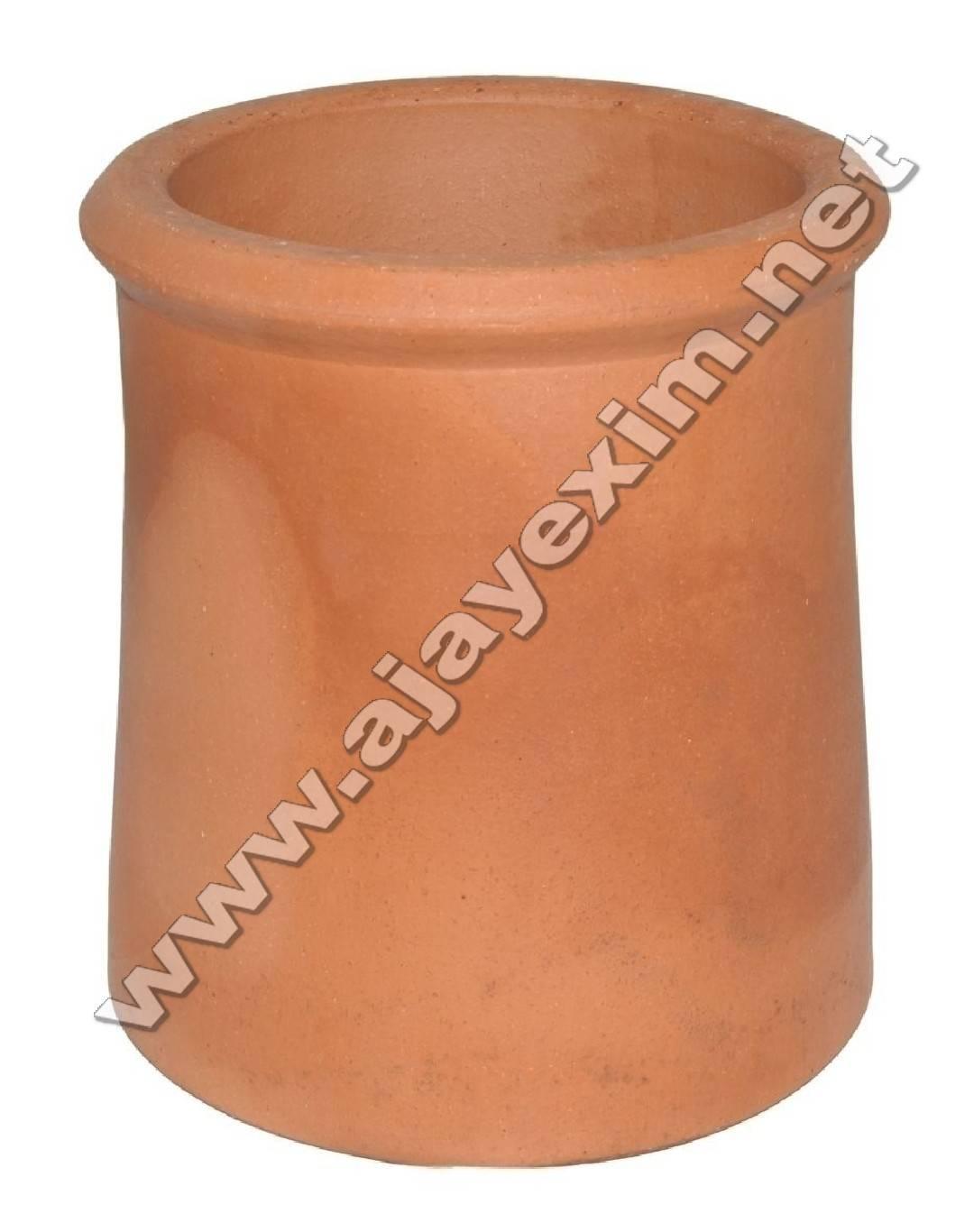 Clay Storage Curd Pot