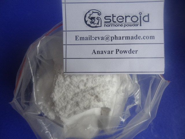 Anti Estrogen Steroids Anavar Muscle Building Oxandrolone / Oxandrin 99% CAS 53-39-4 For Losing Weig