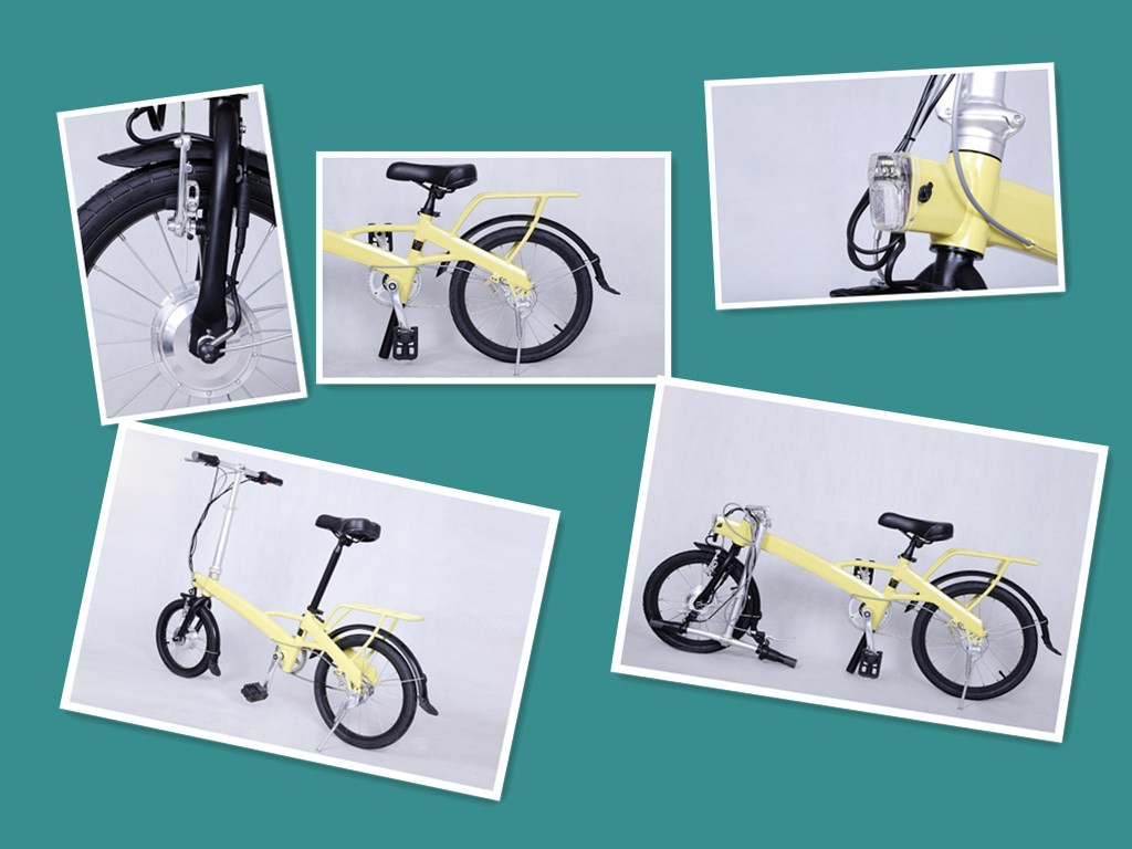 electric folding ebikes foldable electric bicycle