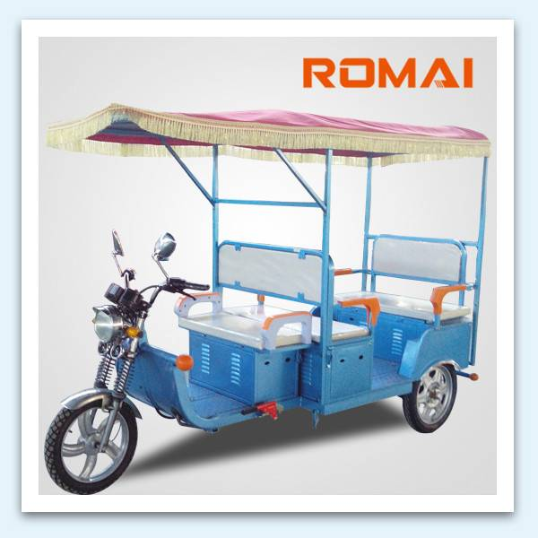 Romai LM-S052 three wheel motocycle with CE approved