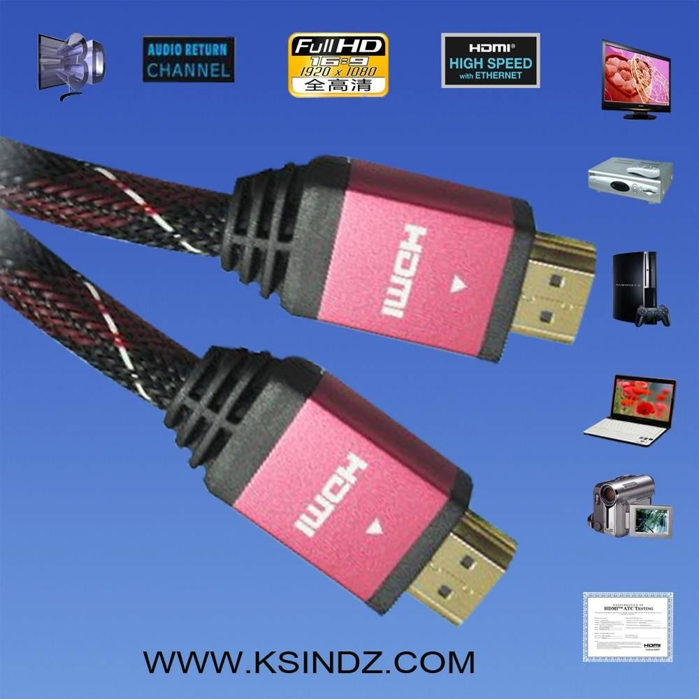 Braid HDMI Cable1.4