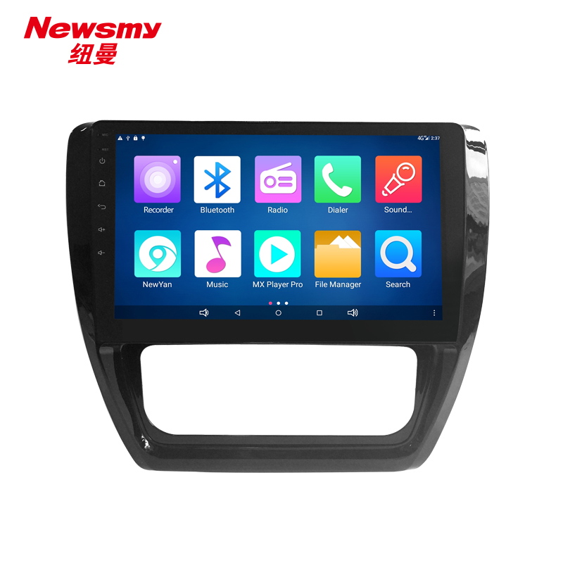 NM7100-H-H0( VW Sagitar 12-16) canbus Newsmy CarPad4 head unit Android 5.0 with Newyan APP