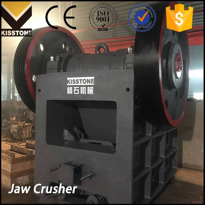 High performance primary crushing jaw crusher price