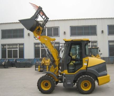 2016 HOT onsale 1t loader