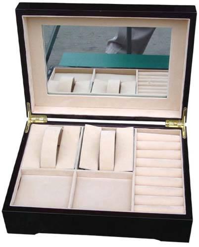 jewelry box,wooden jewelry box,wooden dressing case,wooden powder box