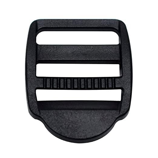 Adjuster for backpack, plastic hard